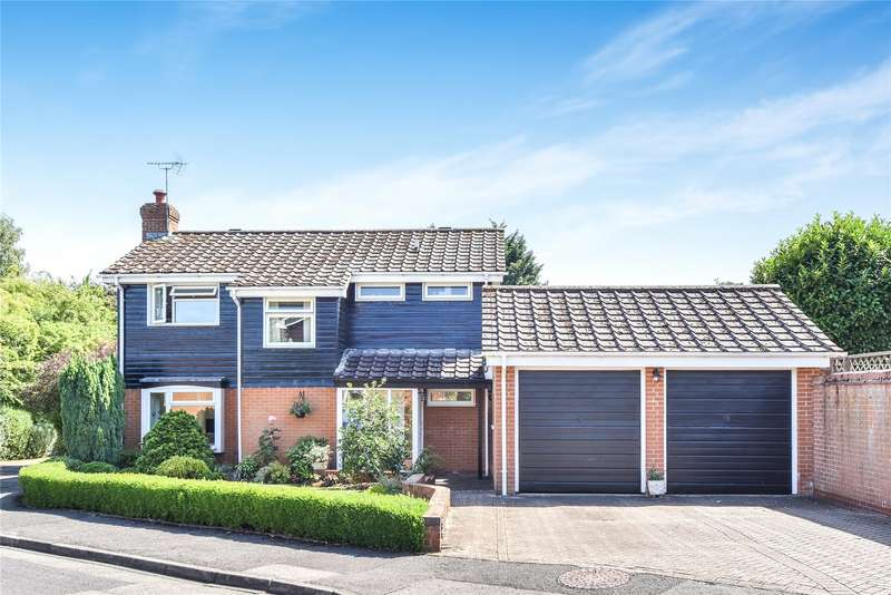 3 Bedrooms Detached House for sale in Cheney Close, Binfield, Bracknell, Berkshire, RG42