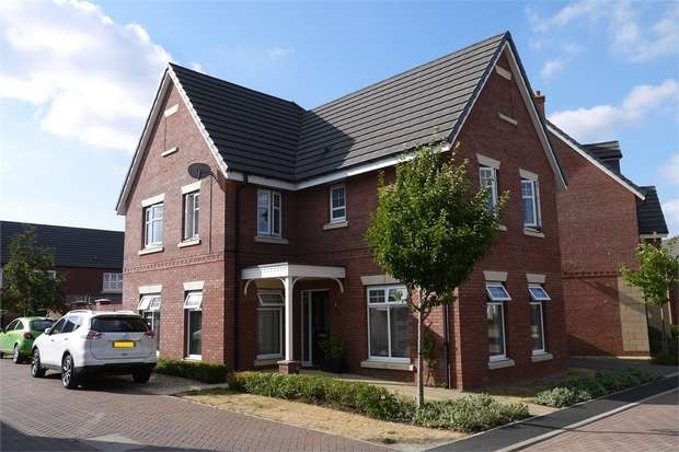 4 Bedrooms Detached House for sale in Bridegroom Street, Market Harborough, Leicestershire