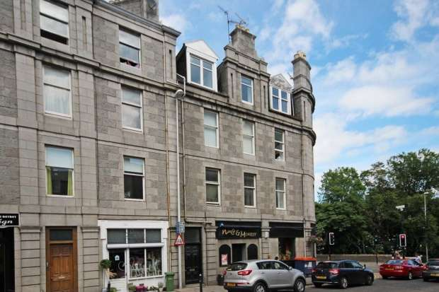 1 Bedroom Flat for sale in Skene Street, Aberdeen, Aberdeenshire, AB10 1QE
