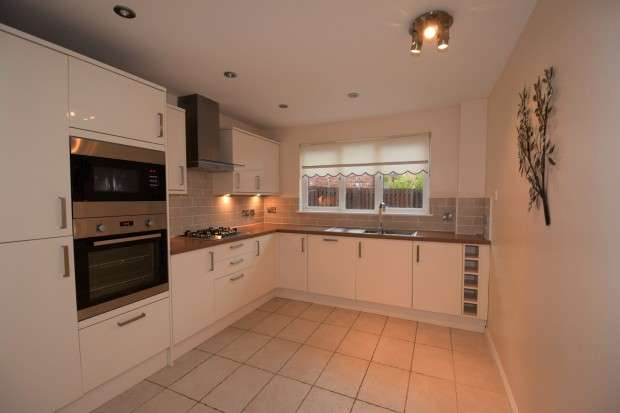 4 Bedrooms Detached House for sale in Ballochmyle Gardens, Crookston, G53