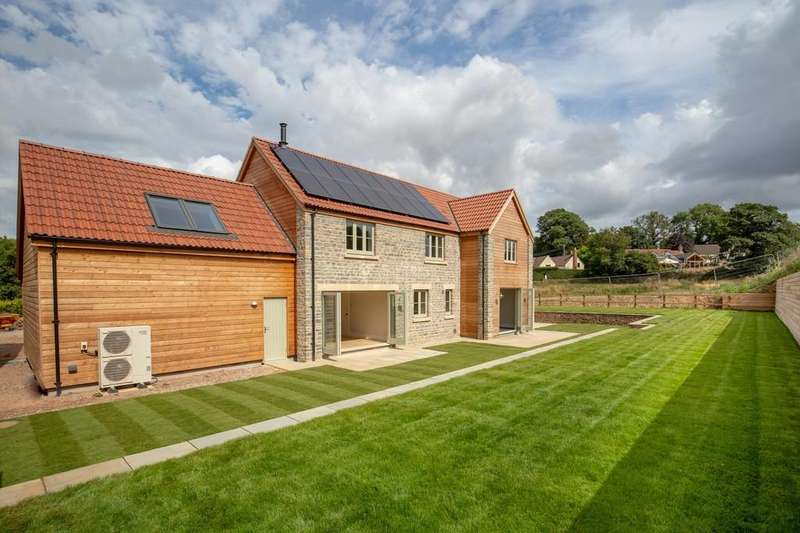 5 Bedrooms Detached House for sale in Leigh on Mendip, Somerset