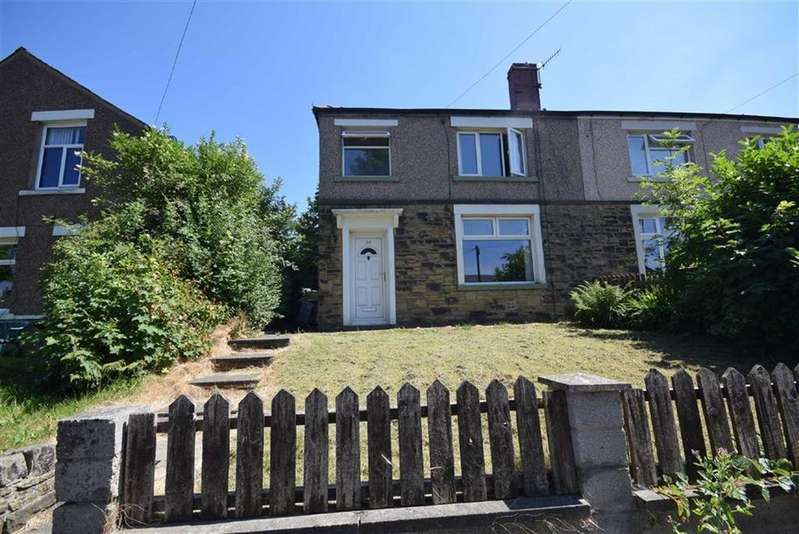 3 Bedrooms Semi Detached House for sale in Marsden Hall Road, Nelson, Lancashire