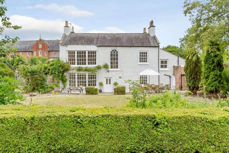 5 Bedrooms Detached House for sale in Hospital Road, Scorton, Richmond, North Yorkshire