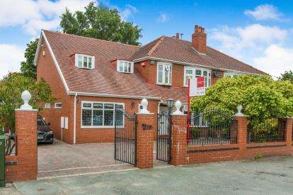 4 Bedrooms Semi Detached House for sale in St. Helens Road, Leigh, Greater Manchester