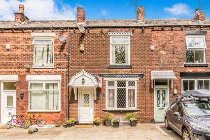 2 Bedrooms Terraced House for sale in Castle Hill, Bredbury, Stockport, Cheshire