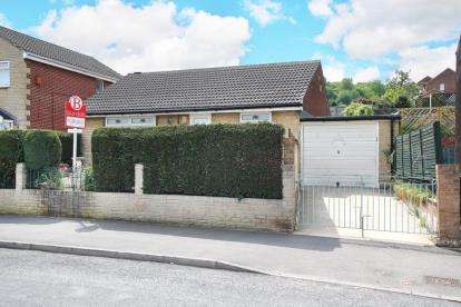 2 Bedrooms Bungalow for sale in Tansley Street, Sheffield, South Yorkshire