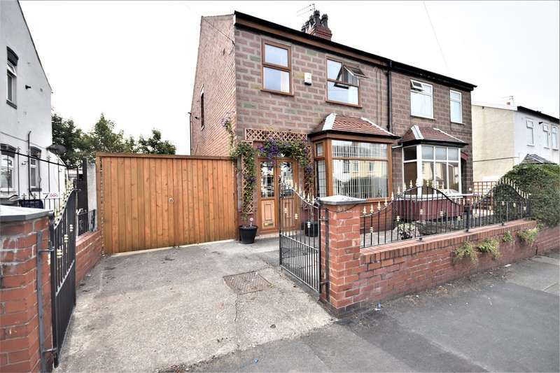 3 Bedrooms Semi Detached House for sale in Colwyn Avenue, Blackpool