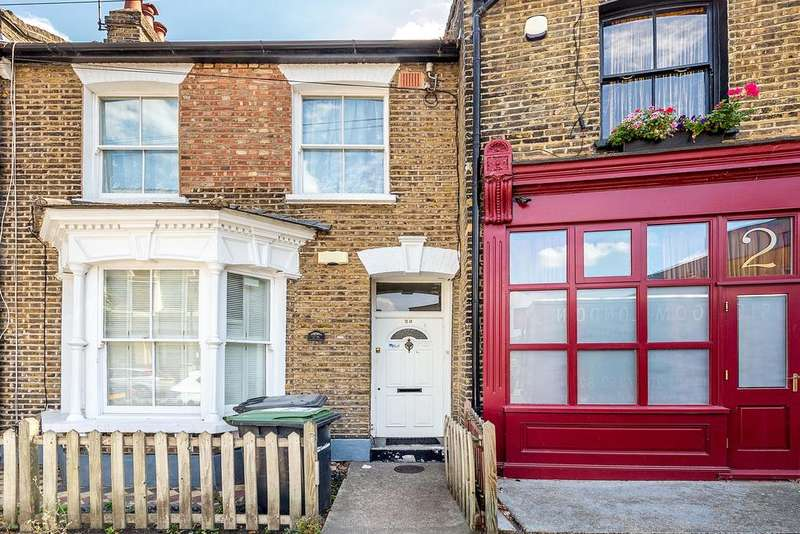 3 Bedrooms Terraced House for sale in Monson Road, New Cross SE14
