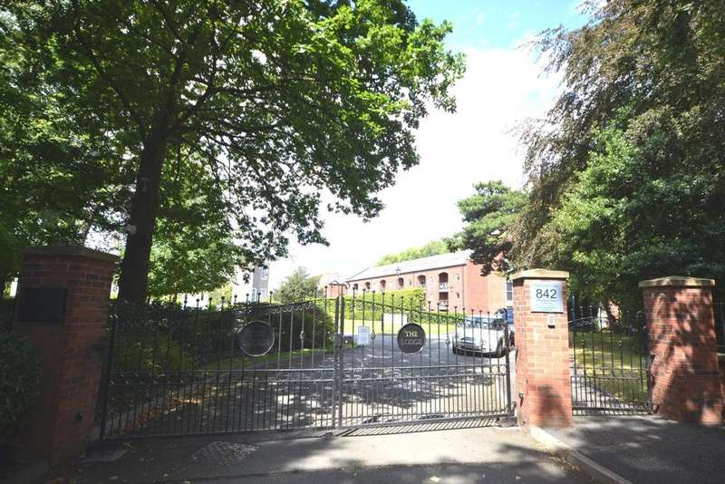 3 Bedrooms Apartment Flat for sale in Philip Godlee Lodge, Wilmslow Road, Didsbury