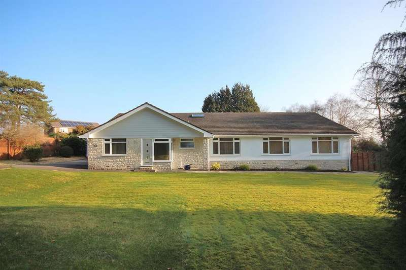 4 Bedrooms Detached Bungalow for sale in Merriefield Avenue, Broadstone
