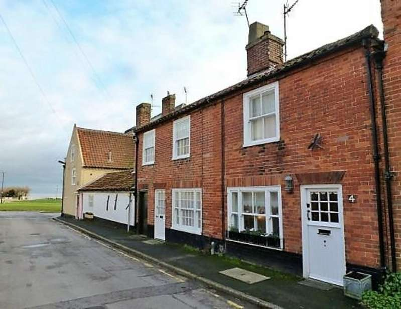 2 Bedrooms Cottage House for sale in 4 Park Lane, Southwold