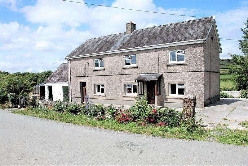 3 Bedrooms Smallholding Commercial for sale in Capel Isaac, Llandeilo SA19