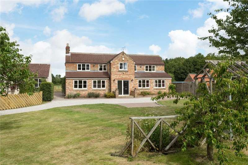 6 Bedrooms Detached House for sale in Bolton Lane, Wilberfoss, York, East Yorkshire, YO41