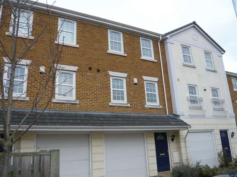 3 Bedrooms Mews House for sale in Chaplin Close, Buile Hill Park, Salford