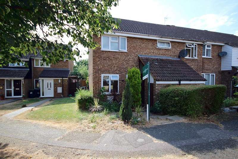 3 Bedrooms End Of Terrace House for sale in Chase Hill Road, Arlesey, SG15