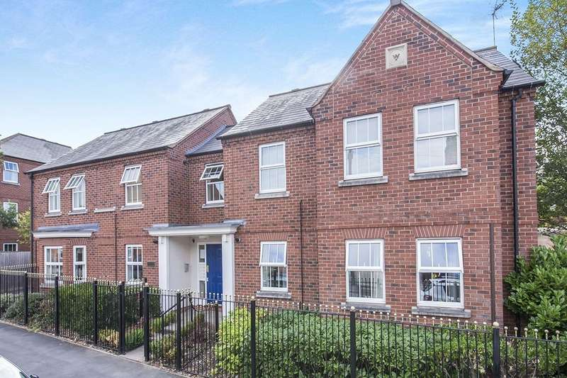 2 Bedrooms Flat for sale in Consul House Factory Road, Hinckley, LE10