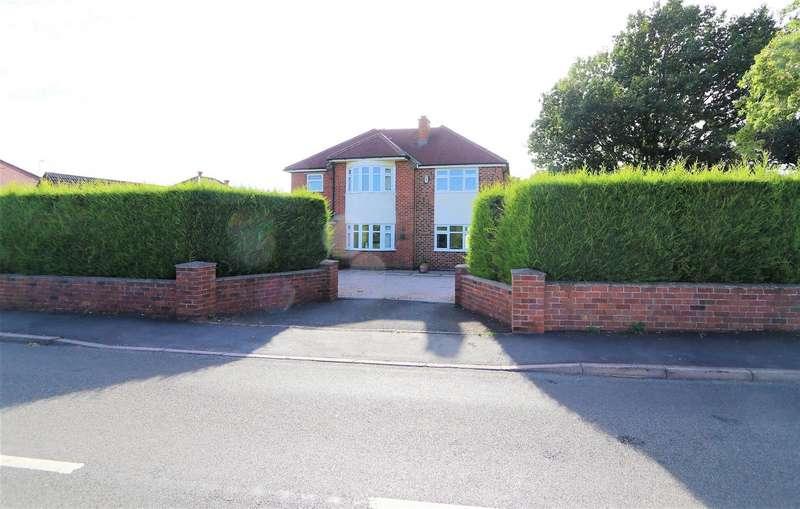 4 Bedrooms Property for sale in Heath Lane, Blackfordby, DE11 8AA