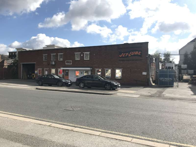 Light Industrial Commercial for sale in UNIT 17, REFORM ROAD,MAIDENHEAD,SL6 8BY, Maidenhead