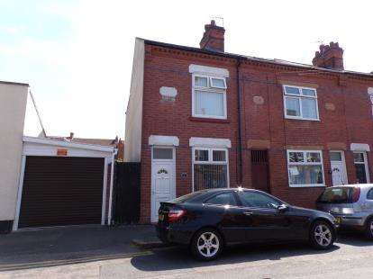 3 Bedrooms Terraced House for sale in Rosebery Street, Leicester, Leicestershire, England