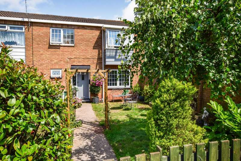 3 Bedrooms End Of Terrace House for sale in 9 Kingfisher Drive, Bristol