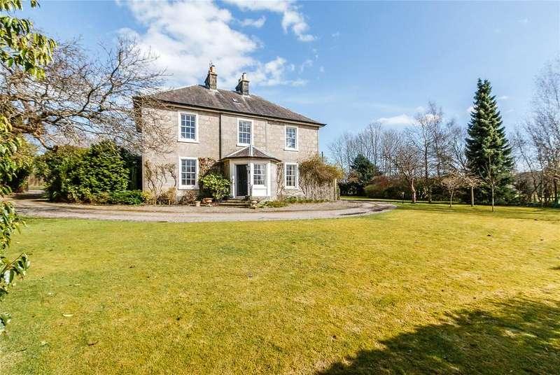 6 Bedrooms Detached House for sale in Devon Road, Dollar, Clackmannanshire