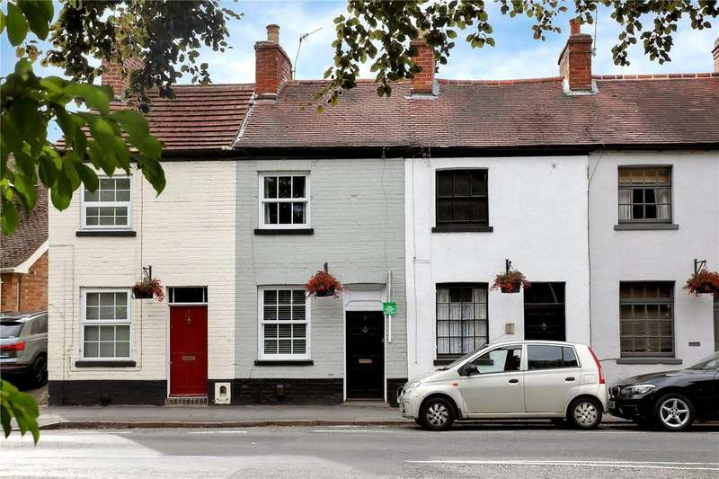2 Bedrooms Terraced House for sale in Meeting Street, Quorn, Loughborough