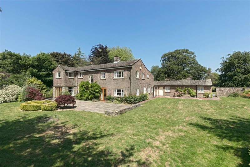 5 Bedrooms Detached House for sale in Cheddleton Heath Road, Leek, Staffordshire, ST13