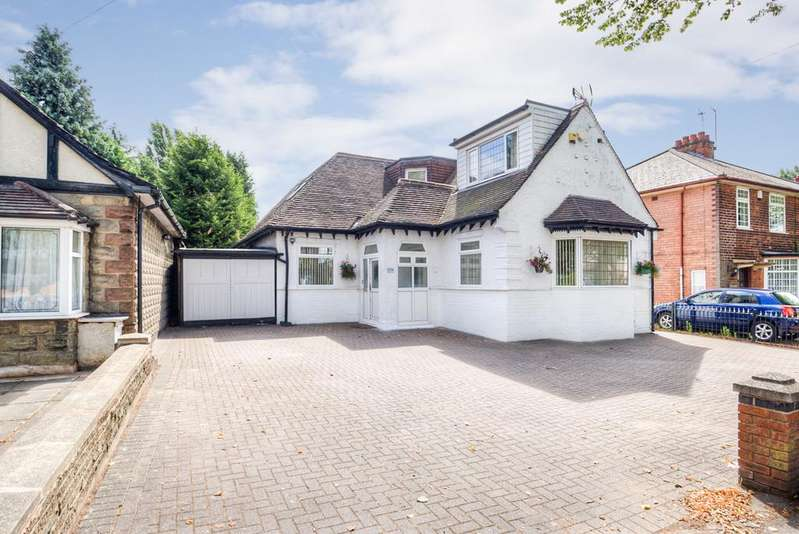 4 Bedrooms Detached Bungalow for sale in Dudley Park Road , Acocks Green