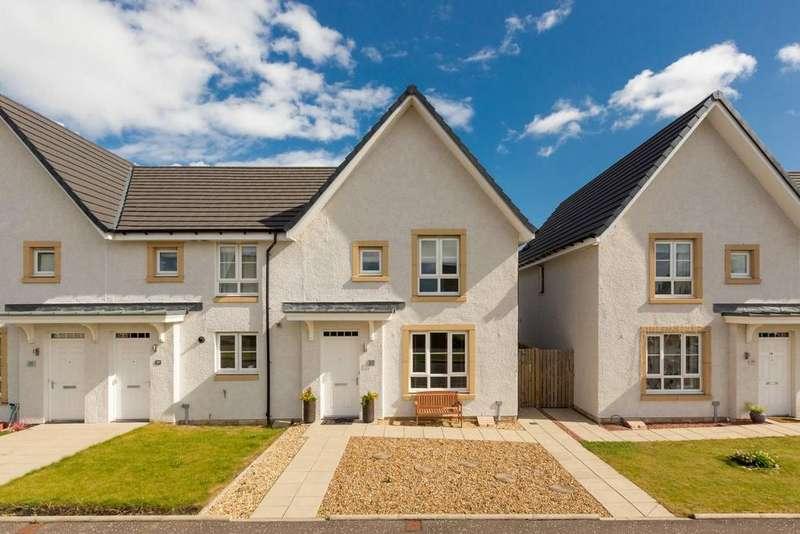 3 Bedrooms End Of Terrace House for sale in 57 Kirklands Park Street, Kirkliston, EH29 9EY