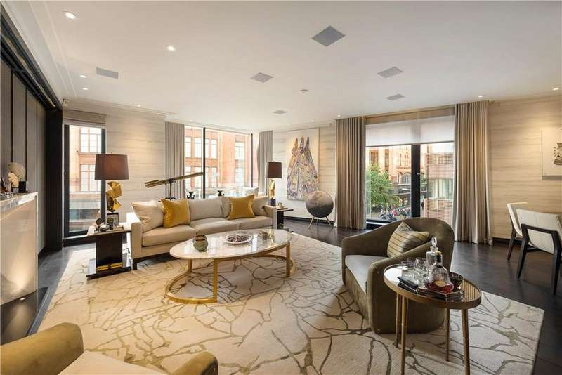 3 Bedrooms Flat for sale in The Lansbury, Basil Street, Knightsbridge, London, SW3