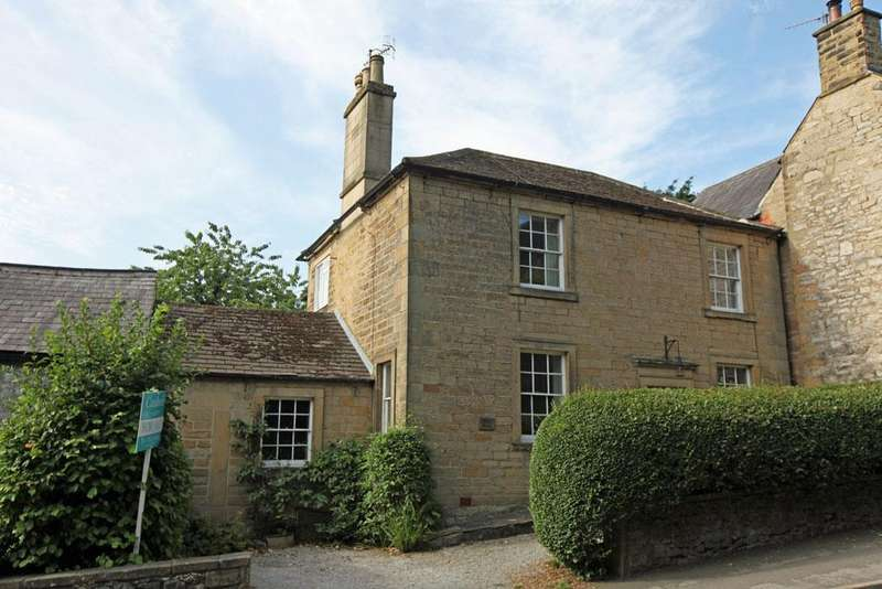 4 Bedrooms House for sale in Holly House, South Church Street, Bakewell, Derbyshire, DE45