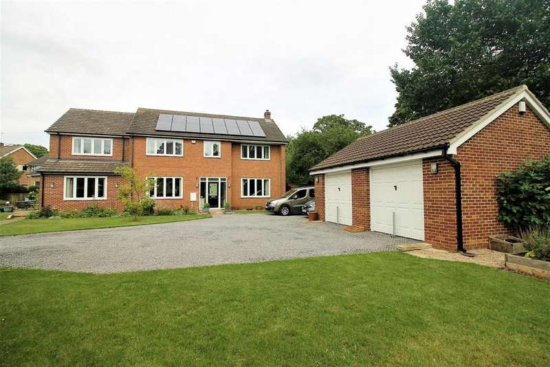 4 Bedrooms Detached House for sale in Fieldfare Lane, Stockton-On-Tees