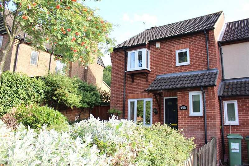 3 Bedrooms Semi Detached House for sale in Albert Court, Whetstone, Leicester