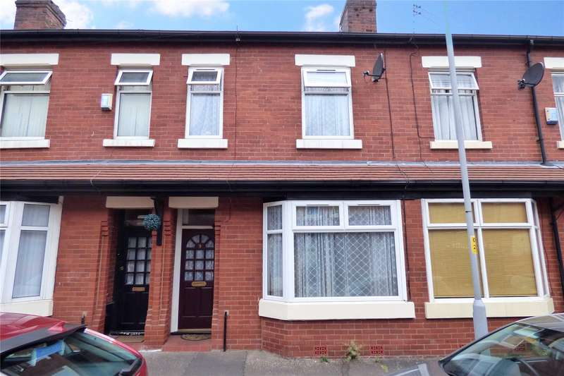 3 Bedrooms Terraced House for sale in Redcote Street, Moston, Manchester, M40