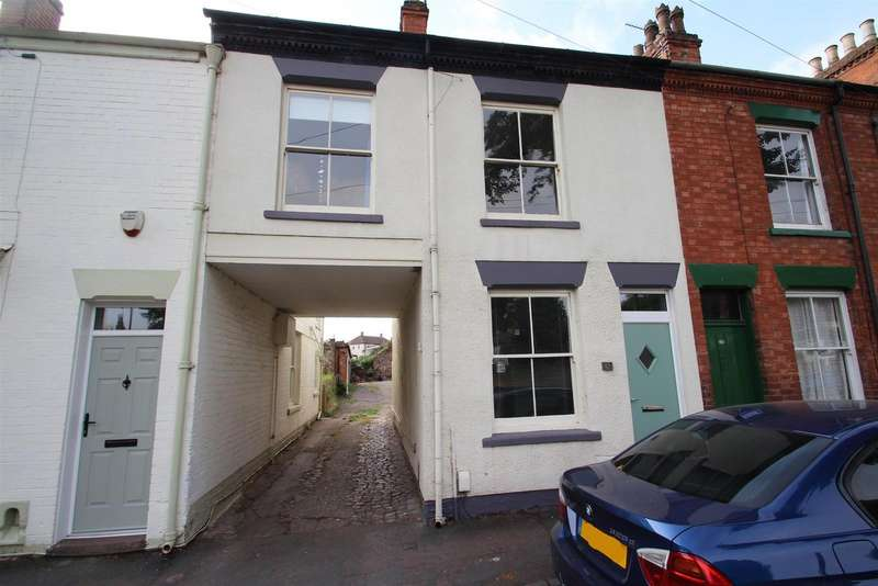 3 Bedrooms Terraced House for sale in The Green, Mountsorrel, Loughborough