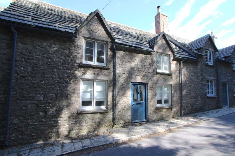 3 Bedrooms Terraced House for sale in KINGSTON, NR CORFE CASTLE