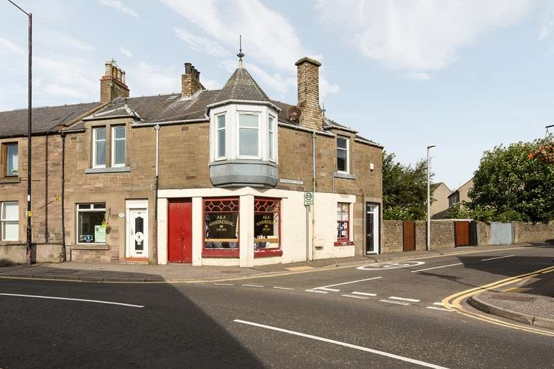 2 Bedrooms Flat for sale in North Brown Street, Carnoustie, Angus, DD7 7PX
