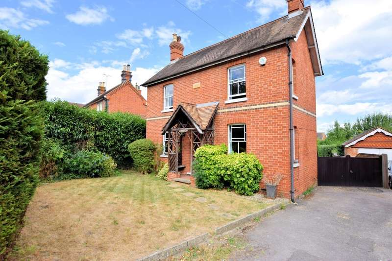4 Bedrooms Detached House for sale in Basingstoke Road, Spencers Wood, Reading, RG7