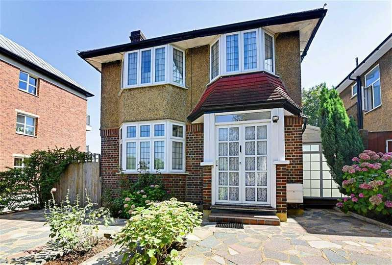 3 Bedrooms Detached House for sale in Watford Way, Hendon, London