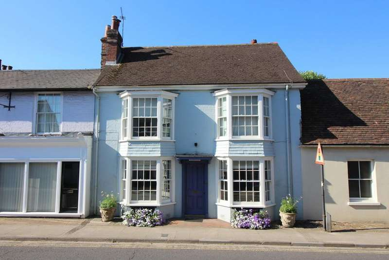 3 Bedrooms Town House for sale in East Street, Alresford