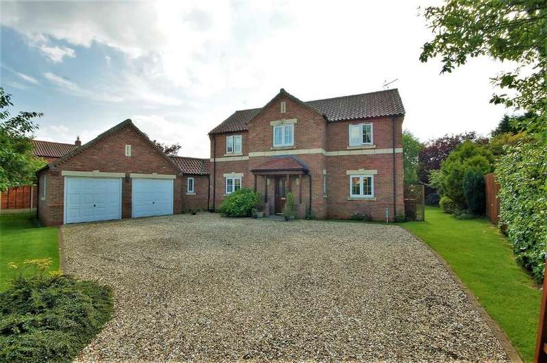 5 Bedrooms Detached House for sale in Glebe Close, Scopwick