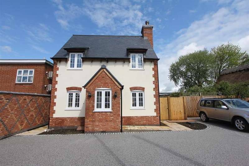 3 Bedrooms Detached House for sale in Hinckley Road, Sapcote