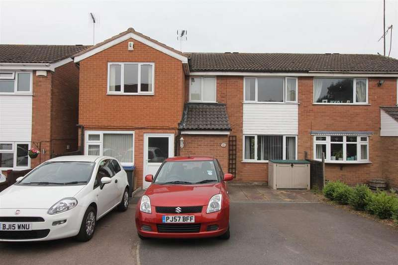 5 Bedrooms Semi Detached House for sale in Derwent Close, Earl Shilton