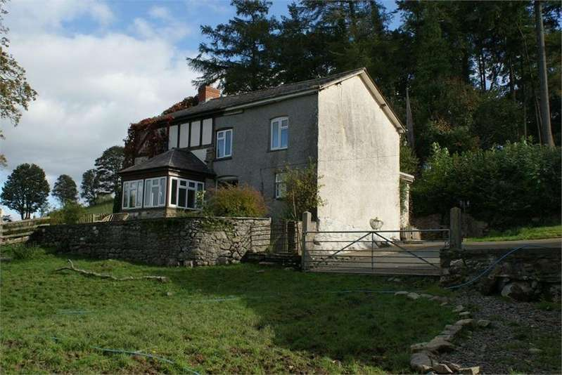 4 Bedrooms Land Commercial for sale in Commins Coch, Machynlleth