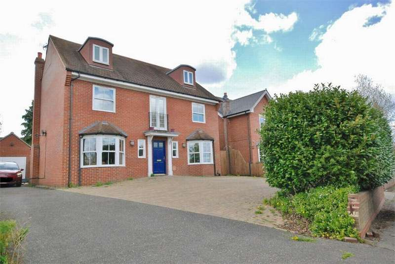 6 Bedrooms Detached House for sale in Station Road, Earls Colne, Essex