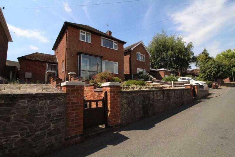 3 Bedrooms Detached House for sale in Chapel Street, Shepshed
