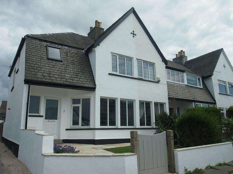 3 Bedrooms End Of Terrace House for sale in Knowlys Avenue, Heysham