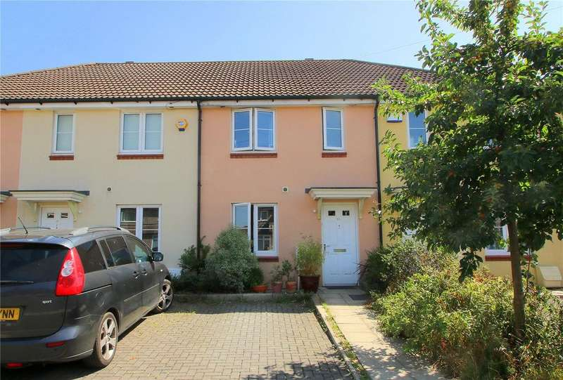 3 Bedrooms Terraced House for sale in Tregarth Road, Ashton Vale, BRISTOL, BS3