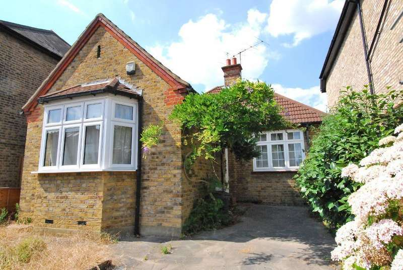 2 Bedrooms Detached House for sale in Shakespeare Road, Hanwell, London, W7 1LU