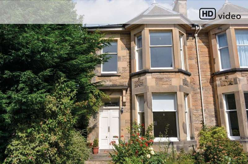 4 Bedrooms Semi Detached House for sale in Windsor Place, Stirling, Stirling, FK8 2HY